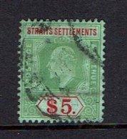 STRAITS SETTLEMENT....#128 - Straits Settlements