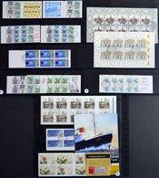 MARKENHEFTCHEN MH O, 1993-2004, 26 Markenheftchen, Fast Komplett, Alle Mit Ersttagsstempeln, Pracht - Markenheftchen