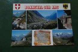 N ) DIVERS VUES L BONNEVAL SUR ARC - Bonneval Sur Arc