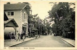 Ronce-les-Bains (17) - Avenue Gabrielle (Circulé En 1936) - France