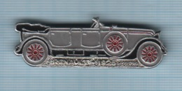 USSR / Soviet Union / Badge / Auto. Transport. Old Car Renault 1925 FRANCE . - Renault