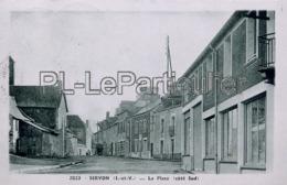 CPA  Servon  (I.-et-V.) La Place (côté Sud) - France