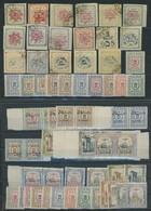 IRAN **,*,o , 1902-1915, Partie Meist Postfrischer Ausgaben, U.a. D 37-53 **, Die Alten Ausgaben Ohne Obligo, Erhaltung  - Iran
