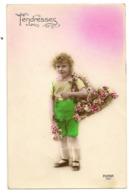 """356 - Fillette """" Tendresses"""" - Dessins D'enfants"""
