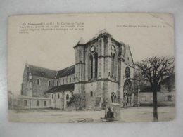 LONGPONT - Le Clocher De L'église Notre Dame - Other Municipalities