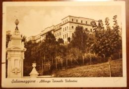 Salsomaggiore - Albergo Termale Valentini - Viaggiata 1939? - Parma