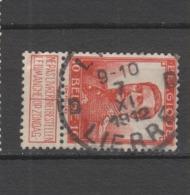 COB 111 Oblitération Centrale LIER - LIERRE D - 1912 Pellens