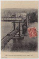 47 - B10980CPA - MAS D'AGENAIS - Débordement De La Garonne - 6 Janvier 1906 - Très Bon état - LOT-ET-GARONNE - France