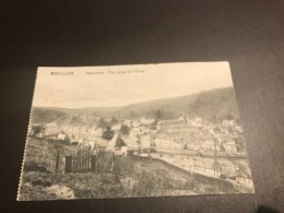 Bouillon - Panorama - Vue Prise De Christ - Ed. Werry Beck - Voyagé - Bouillon