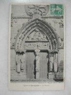 Eglise De LONGPONT - Le Portail - Other Municipalities