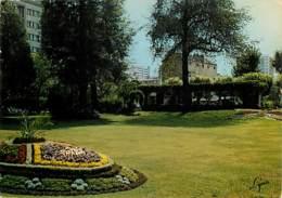 95 - Argenteuil - Le Square Pierre Joly - Fleurs - Carte Neuve - Voir Scans Recto-Verso - Argenteuil