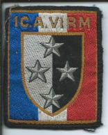 Ecusson / Insigne 1C.A.VIRM (1°Corps D'Armée, 6°Région Militaire), METZ - Patches