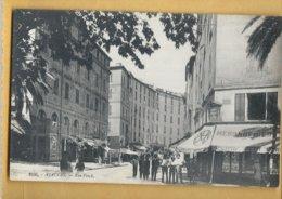 C.P.A. AJACCIO - Rue Fesch - Ajaccio