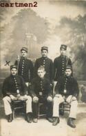 CARTE PHOTO : LE 53e REGIMENT D'INFANTERIE 28e COMPAGNIE A MOUX BARTHES JOSEPH GUERRE SOLDATS POILUS - Regimenten