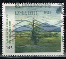 Bund 2019,Michel# 3433 O Schätze Aus Deutschen Museen: Caspar David Friedrich - Der Einsame Baum - BRD