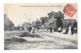 (25315-80) Fort Mahon Plage - Bénédiction De La Mer - Le Retour à La Chapelle - Fort Mahon