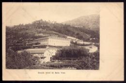 Postal Edição Do GRANDE HOTEL Da BELLA VISTA Caldelas / Emilio Biel Porto PORTUGAL 1900s - Braga