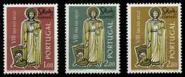 PORTUGAL 1961 Nr 930-932 Postfrisch X7E00D6 - 1910-... Republik