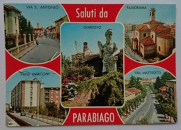 PARABIAGO (MILANO) - SALUTI DA PARABIAGO - Vedutine  Nv L3 - Milano