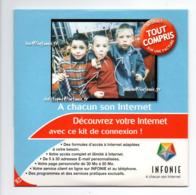 Infonie: Decouvrez Votre Internet Avec Ce Kit De Connexion 19-2306) - Kits De Connexion Internet
