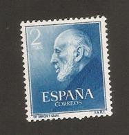 España 1952 Nuevo Santiago Ramon Y Cajal - 1931-Aujourd'hui: II. République - ....Juan Carlos I