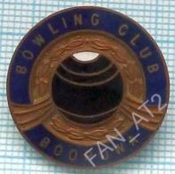 Australia / Badge / Bowling Club BOOROWA 1960-70s - Bowling