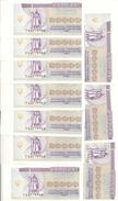 UKRAINE 20000 KARBOVANTSIV 1996 UNC P 95 D ( 10 Billets ) - Ucraina