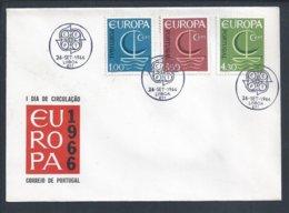 Europa-Cept 1966. Europa-Cept 1966. Portugal. - Europa-CEPT
