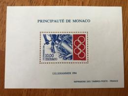 Monaco Stamp Timbre MNH 1994 Luxe Block - Monaco