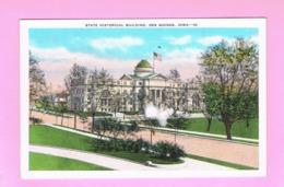 U.S.A. IOWA. CEDAR RAPIDS. STATE HISTORICAL BUILDING, DES MOINES. - Cedar Rapids