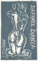 Ex Libris Dafinel Duinea - Remo Wolf (1912-2009) - Ex-Libris