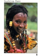 CPM : Jeune Femme   Peulh  Du Burkina Faso - Frauen