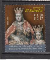 ##26, Salvador, 2006, Sainte-anne, Statue, Religion, - El Salvador