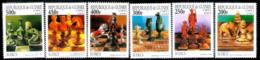 2583  Chess - Echecs - Guinea 1997 - MNH - 2,75 - Echecs