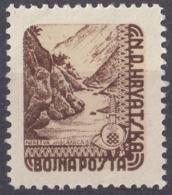 CROAZIA - Posta Militare - Michel 1 Nuovo MH. - Croacia