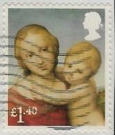 GB 2017 Christmas £1.40 Good/fine Used [38/31555/ND] - Usati
