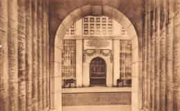 YPRES - Menin Gate Memorial - Escaliers Conduisant Aux Remparts Et Aux Loges - Ieper