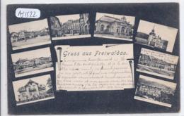FREIWALDAU- JESENIK- GRUSS AUS- - Repubblica Ceca