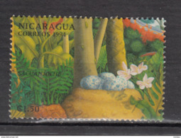 #26, Nicaragua, Oeuf, Egg, Orchidée, Orchid - Nicaragua