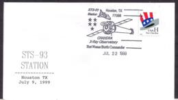 USA - 1999 - Cachets Spéciaux - Première Femme Commandant De Shuttle - Amérique Du Nord