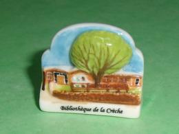 """Fèves / Pays / Régions  : Bibliotheque De La Creche """" Guillon Picard 79 La Crèche  """" Perso     T15 - Regio's"""