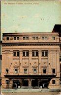 Texas Houston The Majestic Theatre 1911 - Houston
