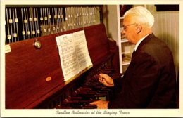 Florida Lake Wales Anton Brees Carillon Bellmaster At The Singing Tower - United States