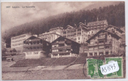 VD- LEYSIN- LA VALERETTE - VD Vaud