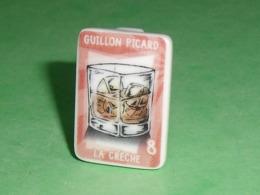 """Fèves / Pays / Régions  : Cocktail """" Guillon Picard 79 La Crèche  """" Perso     T15 - Regio's"""