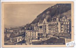 VD- TERRITET- LE GRAND HOTEL - VD Vaud