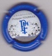 Capsule Champagne FOURRIER Philippe ( 27c ; Contour Bleu ) {S46-19 } - Champagne