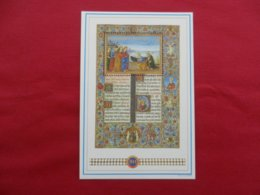 Planche Timbre Neuf - Belgique - 1993 - Thème Religieux - Panes