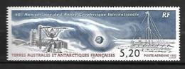 TAAF Poste Aérienne 1998 Cat Yt N° 149 N** MNH - Airmail