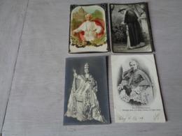 Beau Lot De 20 Cartes Postales De Papes  Pape     Mooi Lot Van 20 Postkaarten Van Pausen  Paus  - 20 Scans - 5 - 99 Cartes